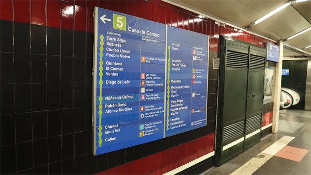 Linea 5 de Metro
