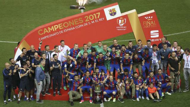 Barceloca, campeón de Copa 2017