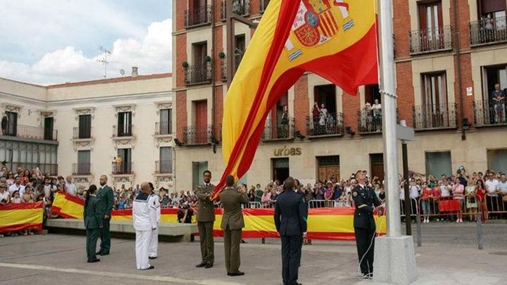 Los Reyes presiden este sábado en Guadalaja el Día de las Fuerzas Armadas