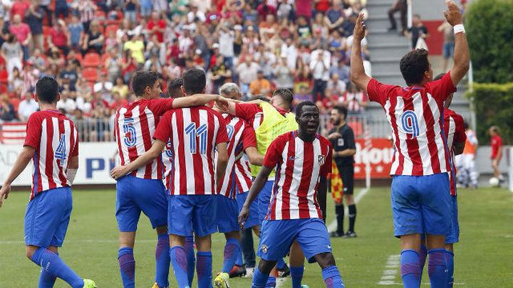 2-0. El Atlético B ya es equipo de Segunda B