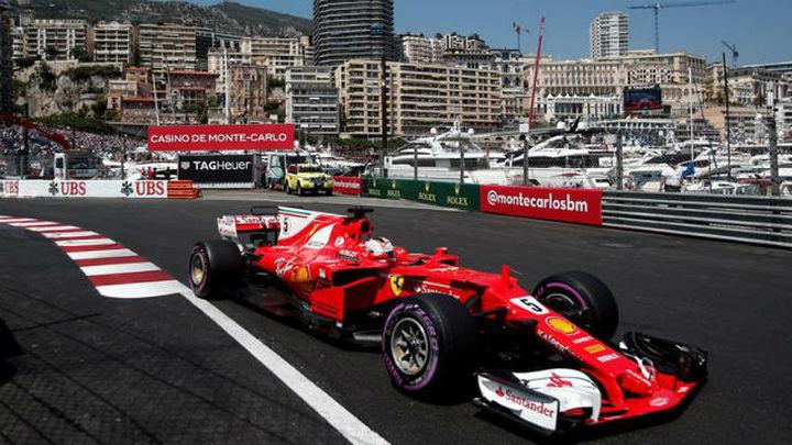 GP Mónaco: Vettel logra la victoria y Sainz termina sexto