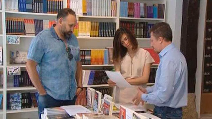 Los autoeditores vetados en la Feria del Libro