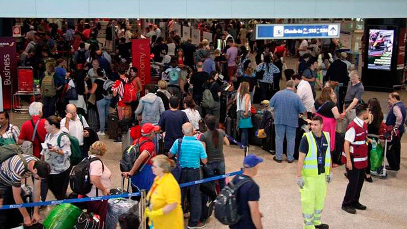 British Airways reanuda parte de sus vuelos para hoy en Gatwick y Heathrow