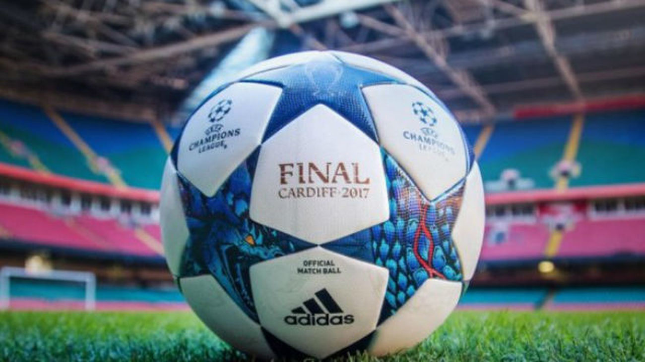 Balón de la final de Cardiff