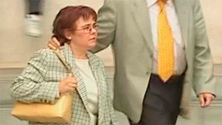 Noelia de Mingo regresa al psiquiátrico al agotarse su permiso de tres meses
