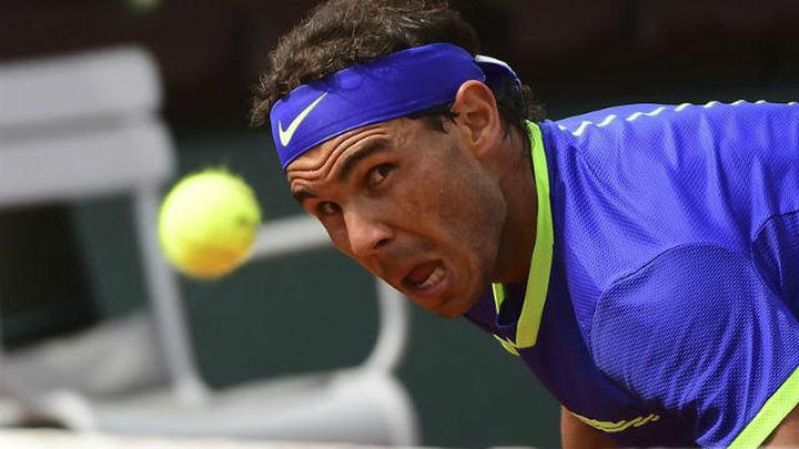 Roland Garros: Nadal se clasifica por la vía rápida ante Paire