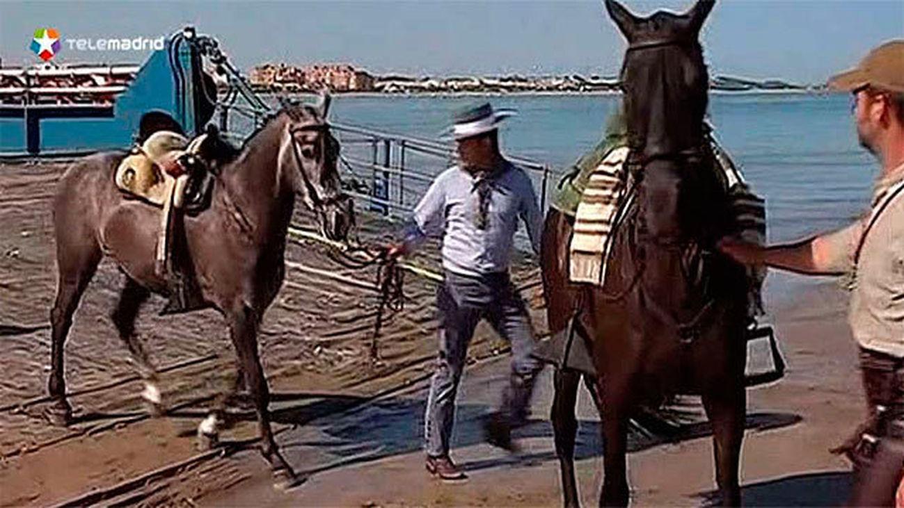 Cruzando el Guadalquivir
