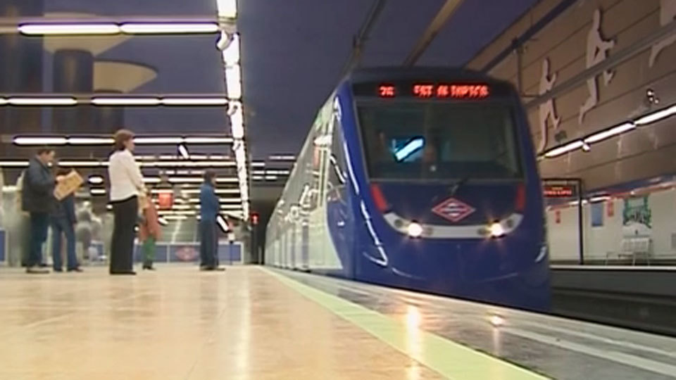 Denuncian un intento de agresión sexual a una maquinista del Metro