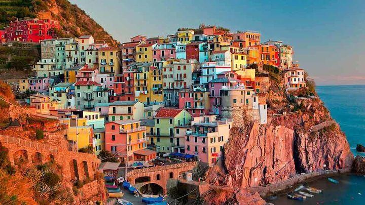 Riviera italiana, la dolce vita entre pintorescos pueblos y acantilados