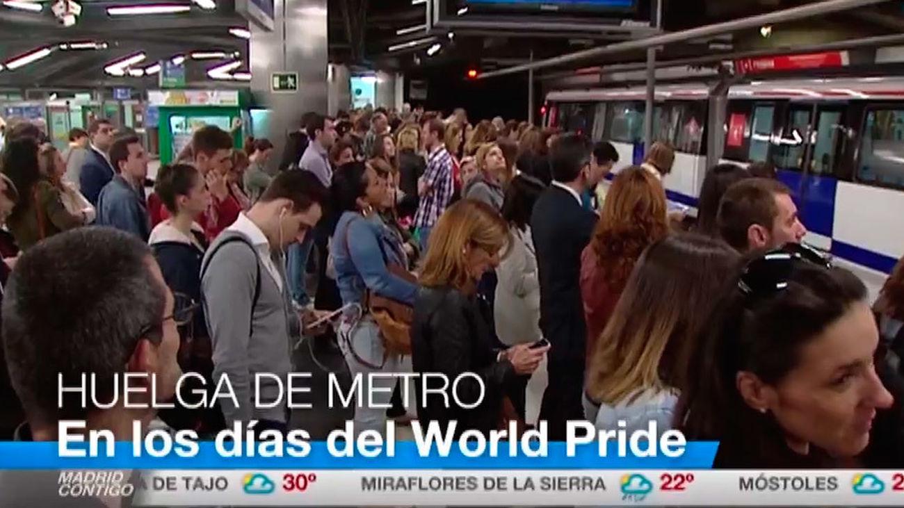 Hoy es noticia en Madrid