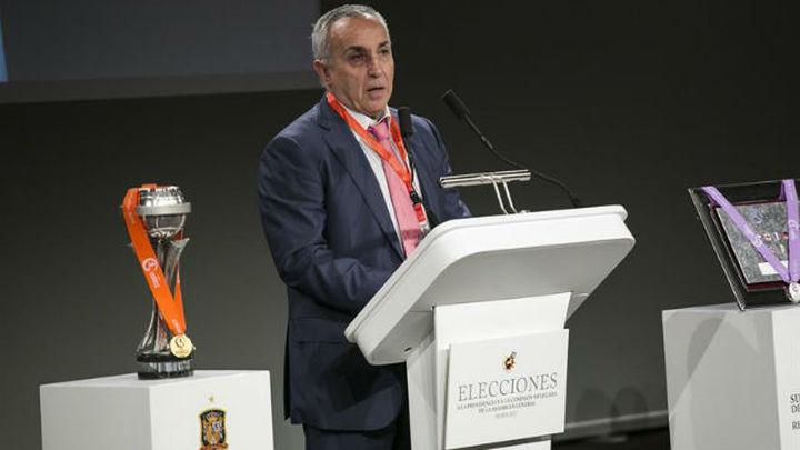 Alejandro Blanco, reelegido presidente del Comité Olímpico Español