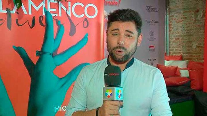 """El flamenco de Miguel Poveda, """"comprometido"""" y """"sin prejuicios"""", con el World Pride Experience"""