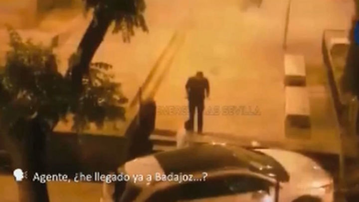 ¿He llegado a Badajoz?, pregunta un conductor borracho detenido en Sevilla