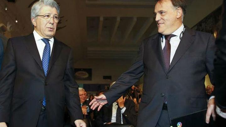 La Liga, satisfecha con la investigación de la UEFA al PSG