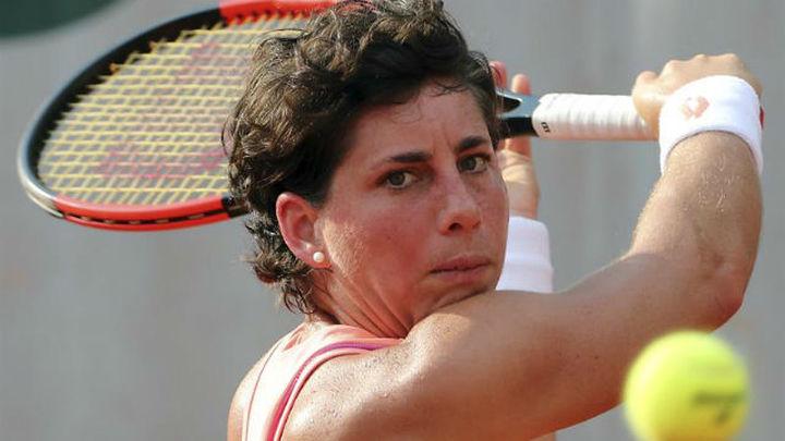 Roland Garros: Carla Suárez y Verdasco, a octavos; Feliciano, eliminado