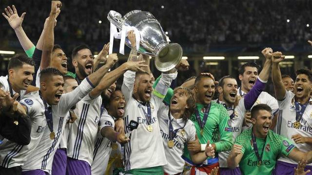 Real Madrid, campeón de la Champions 2017