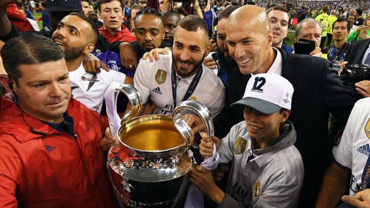 """Benzema: """"Somos el mejor equipo del mundo"""""""