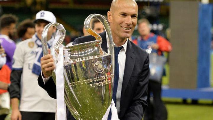 """Zidane: """"¿El mejor entrenador del mundo? No, no, eso no"""""""