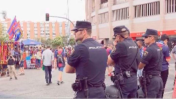Madrid redobla de nuevo la seguridad por la celebración madridista