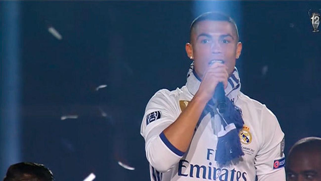 Cristiano Ronaldo, el héroe de la Champions