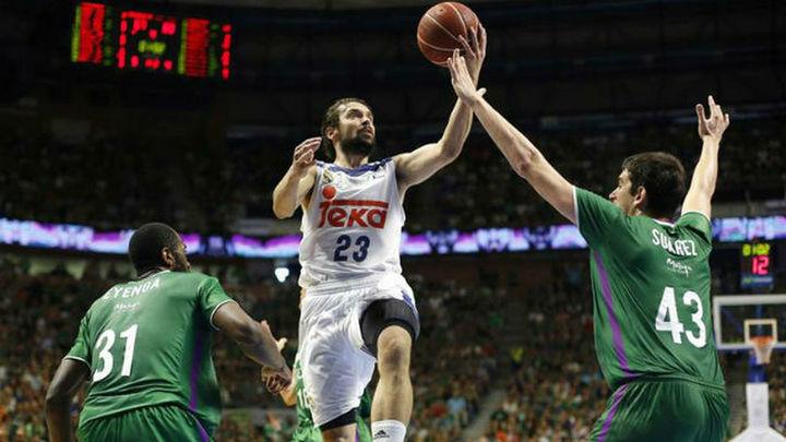 73-76. Real Madrid accede a su sexta final consecutiva