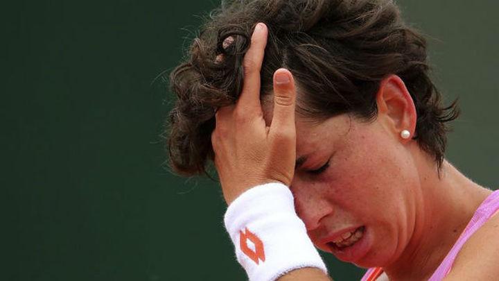 Roland Garros: Carla Suárez y Verdasco se despiden en octavos