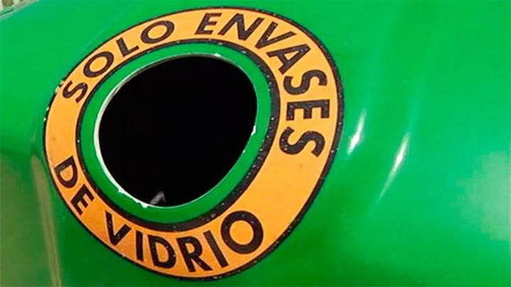 Los madrileños reciclaron más: Un 12% de envases, 30% de cartones y 7% de vidrios