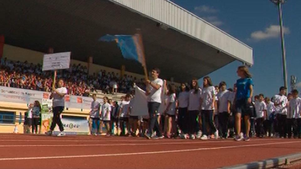 Segundas olimpiadas escolares en Alcorcón