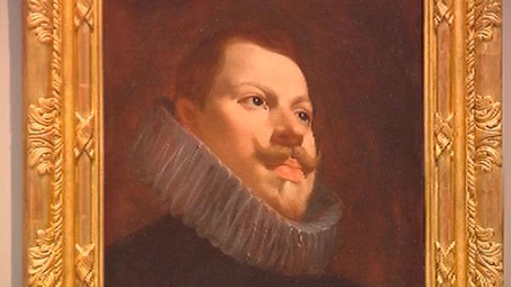 El 'Retrato de Felipe III' ya se puede ver en el Museo del Prado