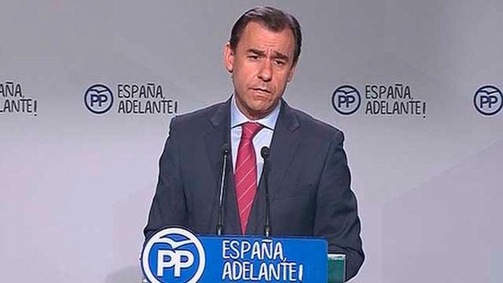 """Maillo ve en la moción de censura de Podemos una """"lucha diábólica"""" para liderar la izquierda"""