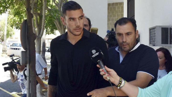 Theo Hernández, absuelto sin cargos de la denuncia por agresión sexual