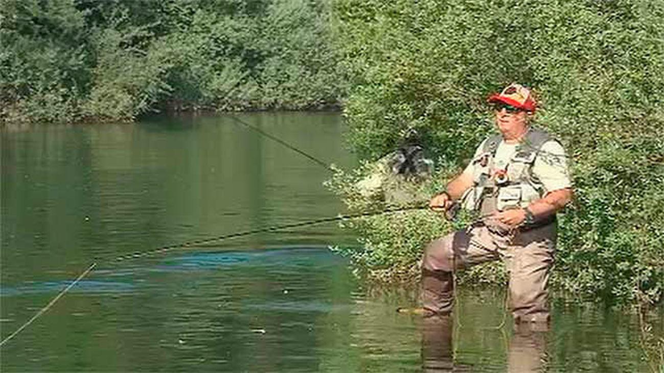 Comprar trucha, pescar trucha