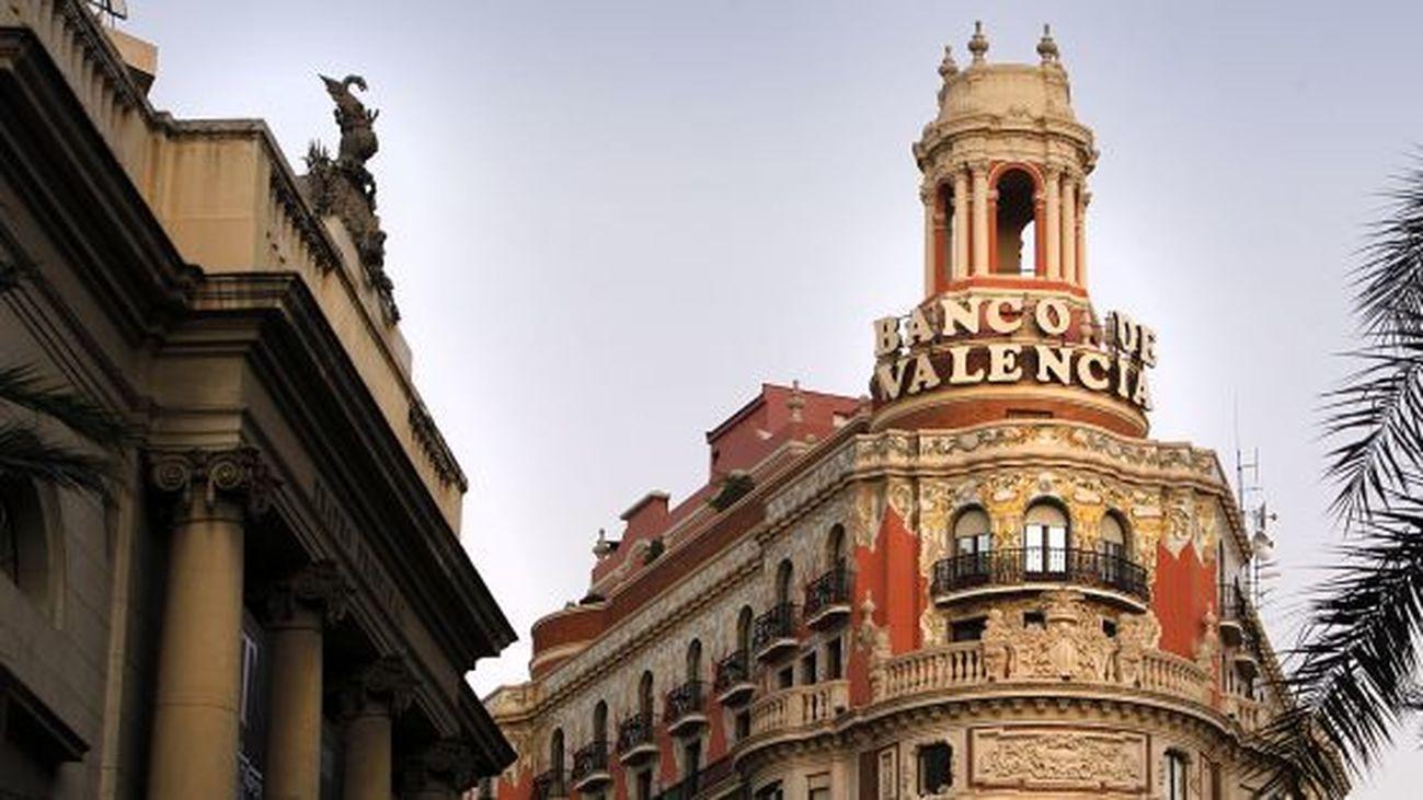 El Banco de Valencia fue adquirido en 2012 por La Caixa por 1€