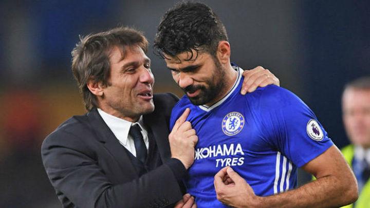 El Chelsea deja a Diego Costa fuera de la lista de la Liga de Campeones