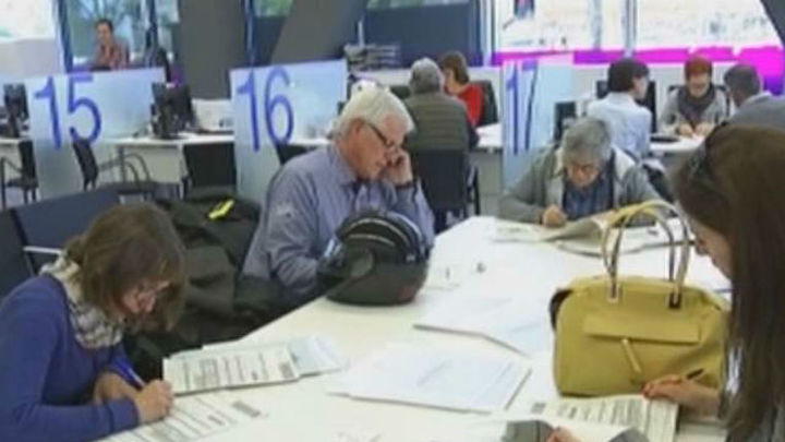 Los funcionarios catalanes piden protección al CSIF tras el anuncio de Puigdemont