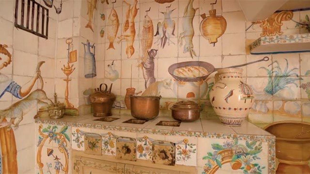 La cocina del Museo de Artes Decorativas, una joya del siglo XVIII