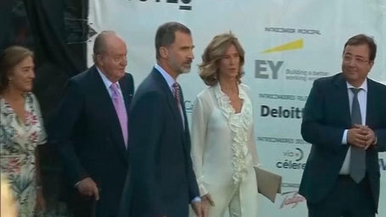 """Felipe VI: """"En la innovación nos jugamos el futuro"""""""