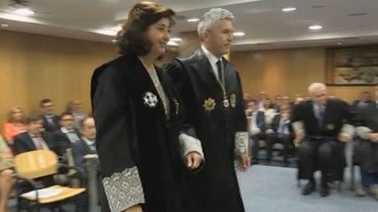 Espejel toma posesión como presidenta de la Sala de lo Penal de la Audiencia Nacional