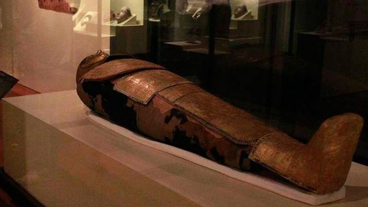 Una de las momias del Museo Arqueológico era sacerdote de Imhotep