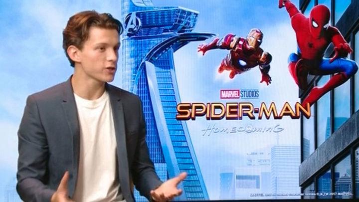 Spiderman regresa a lo grande con Tom Holland