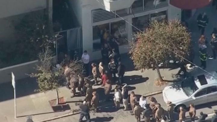 Dos muertos y varios heridos en un tiroteo en San Francisco