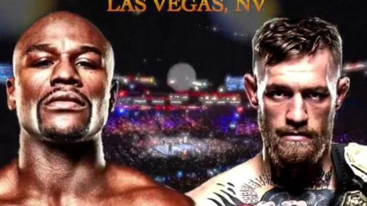 La pelea entre Mayweather y McGregor será el 26 de agosto en Las Vegas