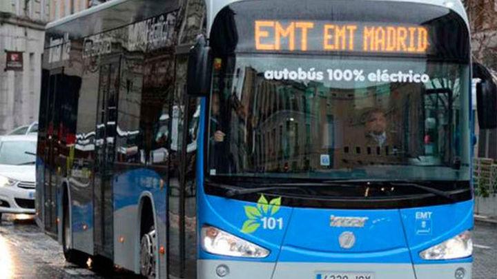 El Ayuntamiento comprará más de 1.000 nuevos autobuses de la EMT