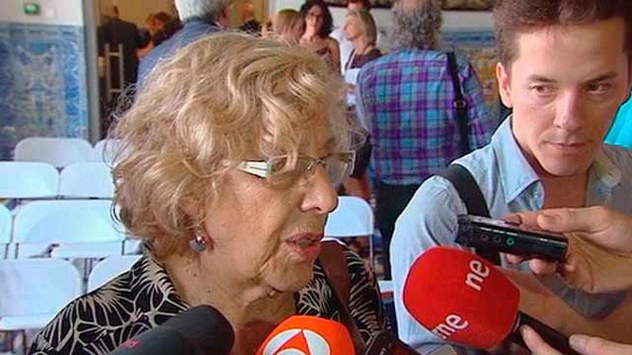 """Carmena anuncia """"con enorme satisfacción"""" aprobación final del plan Canalejas"""