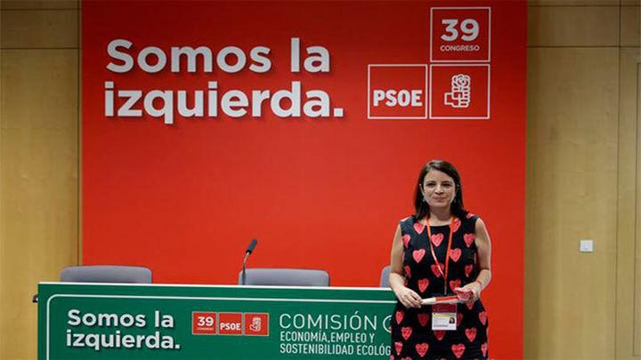 El PSOE inicia su 39 Congreso bajo el lema: Somos la izquierda