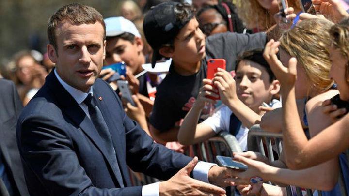 El partido de Macron arrasa en las legislativas, según proyecciones de voto