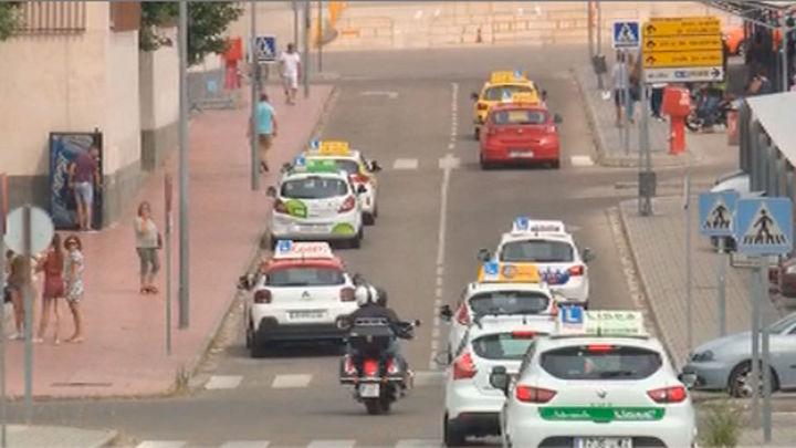 Los examinadores de tráfico convocan una huelga del 10 al 21 de diciembre
