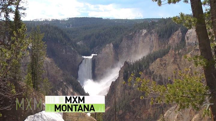 Montana, naturaleza virgen al noroeste de los Estados Unidos
