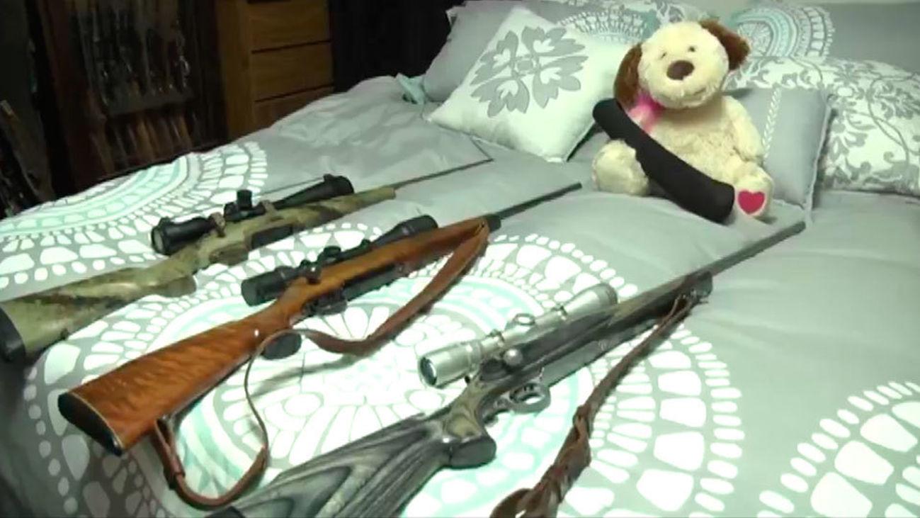 La cultura de las armas en Montana