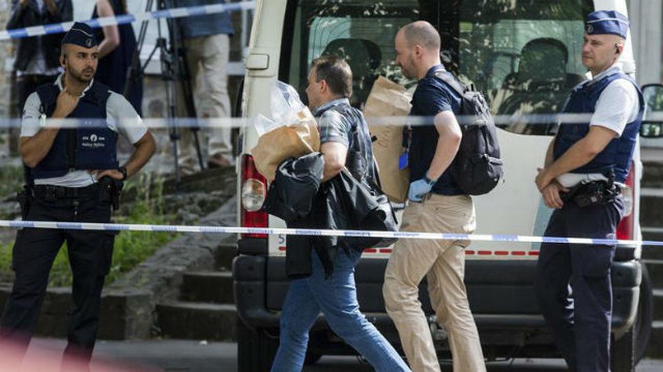 Bélgica investiga la explosión en la estación de Bruselas como atentado terrorista